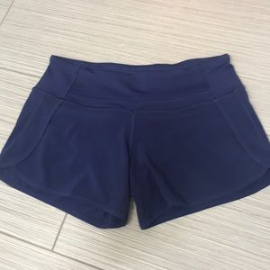 Lululemon Women's Run Times Shorts Size 4